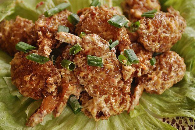 Firecracker Shrimp | Recipe