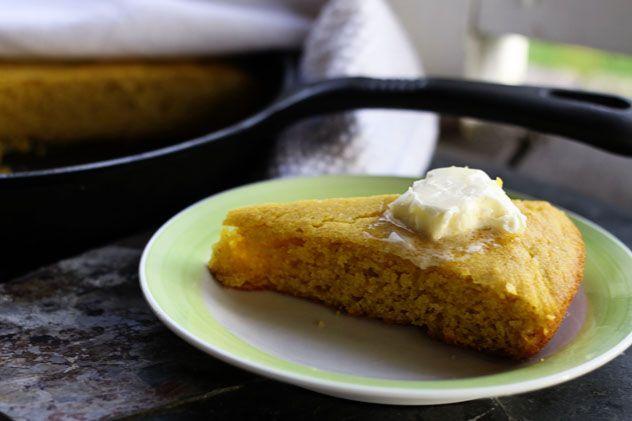 Grandma's Buttermilk Cornbread - I love a good cornbread recipe! Now ...