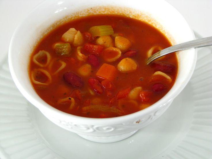 "Italian Vegetable Soup"" | Soups | Pinterest"