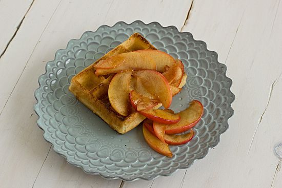 Sauteed Apples | For my Greek yogurt.