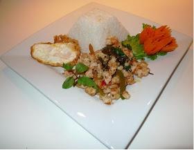 Stir-Fried Clams With Thai Chili Jam And Basil Recipe — Dishmaps