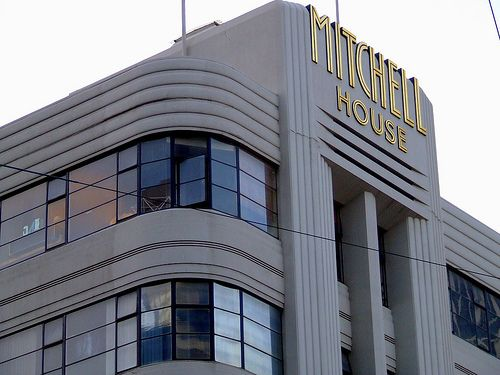 Art deco building exteriors pinterest for Art deco origin