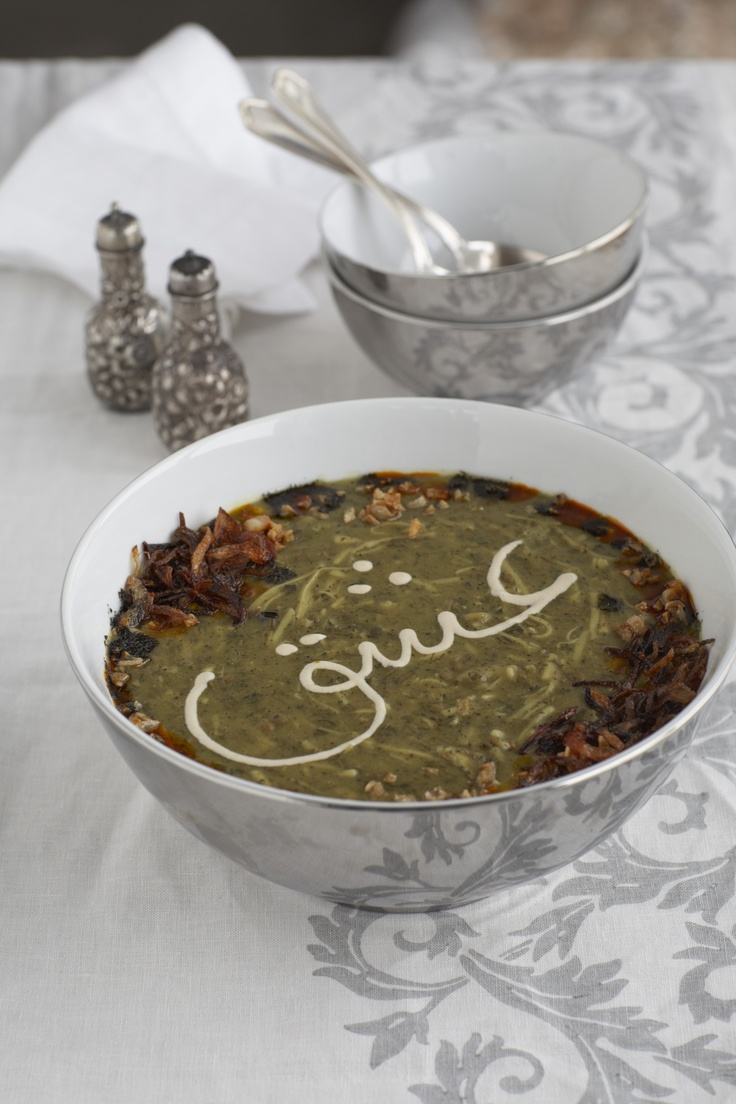 Persian New Year Noodle Soup love | Norouz - Persian New Year ...