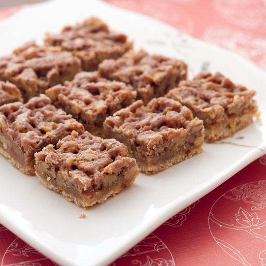 Pure Maple Syrup - Maple Pecan Pie Bars
