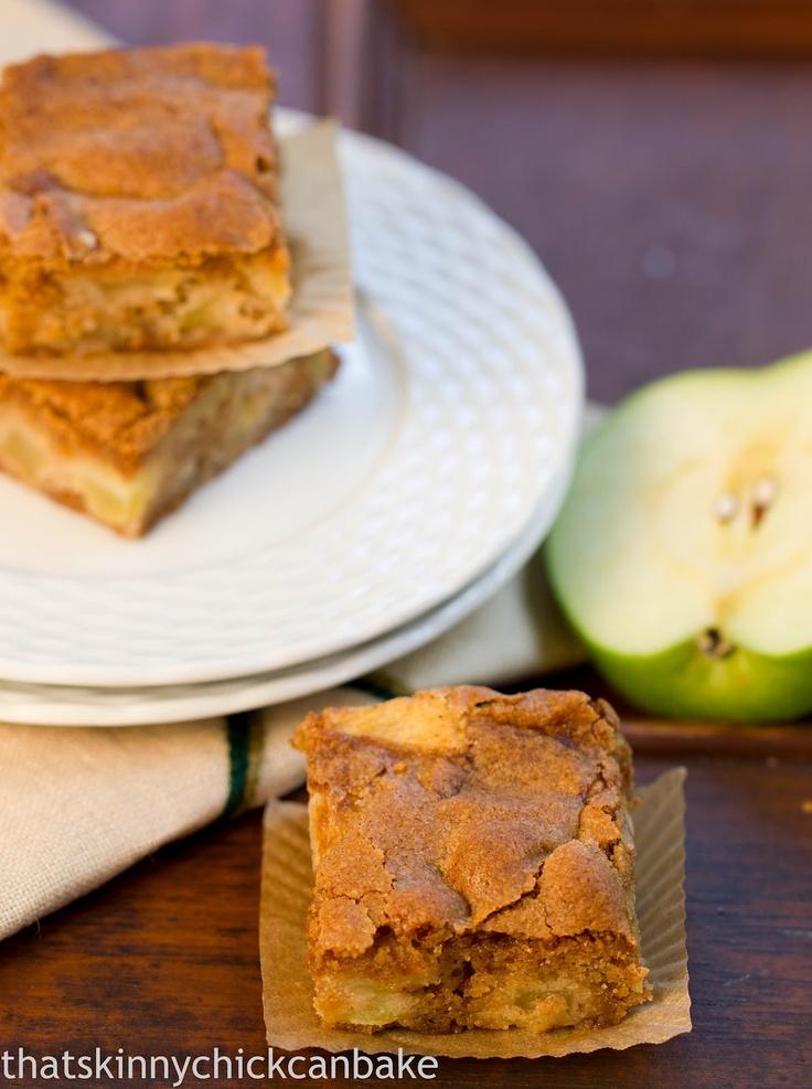 Apple Brownies | Recipe