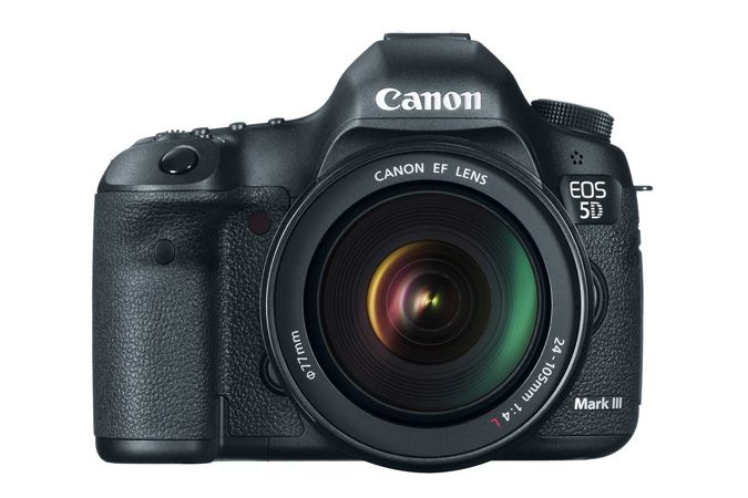 She's a beauty. Canon 5D Mark III $3,499