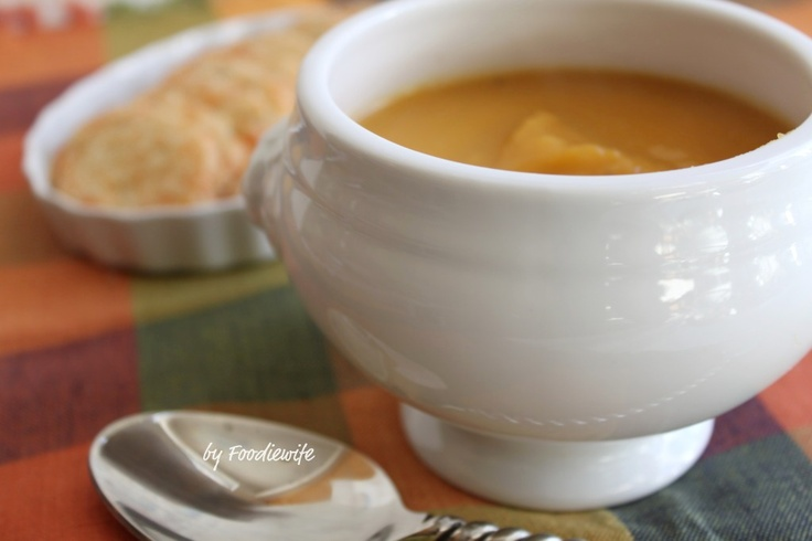... butternut squash amp apple soup how i learned to stop hating butternut