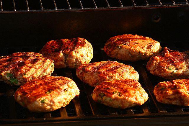 Rachael Ray Burger Bonanza- Chicken Burgers, Turkey Burgers, Salmon B ...