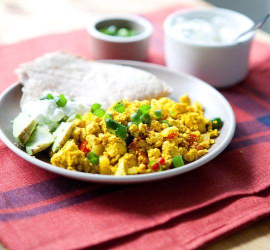 recipe southwestern tofu scramble recipes from the kitchn