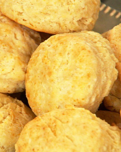 Flaky Buttery Biscuits. Quick and simple, especially if you opt for ...