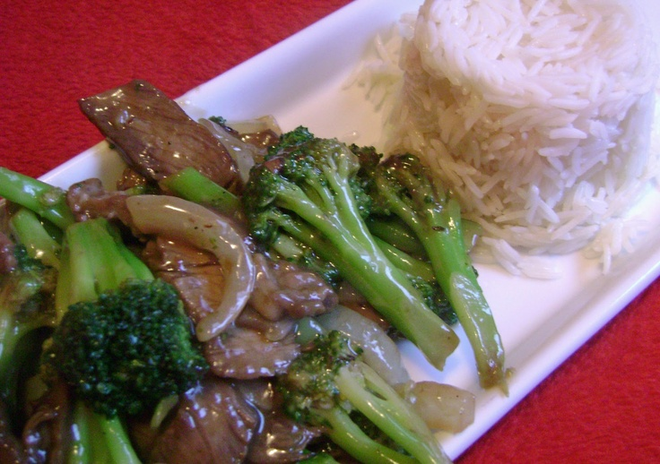 Beef and Broccoli Stir Fry | Ethnic recipes | Pinterest
