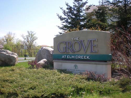 The Grove at Elm Creek Housing Development