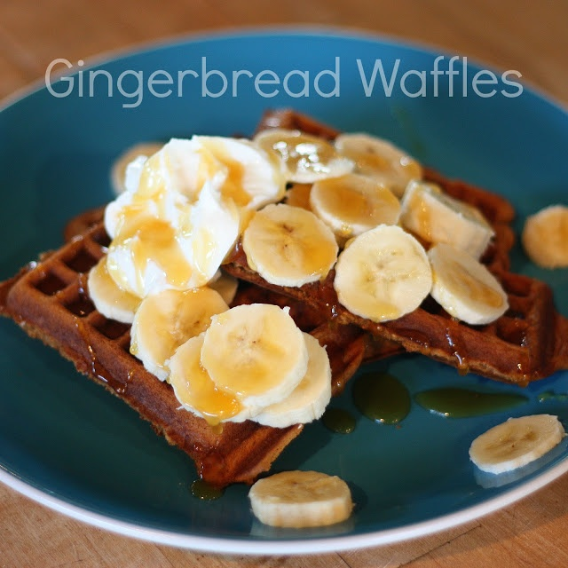 Gingerbread Waffles. Tried these. My favorite. Spicy, tender, fragrant ...