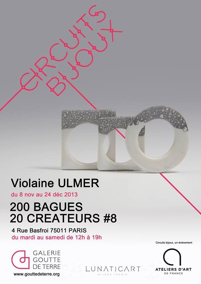 200-Bagues-20créateurs - bagues Violaine Ulmer https://www.facebook.com/pages/200-Bagues-20-Cr%C3%A9ateurs/173558186006326