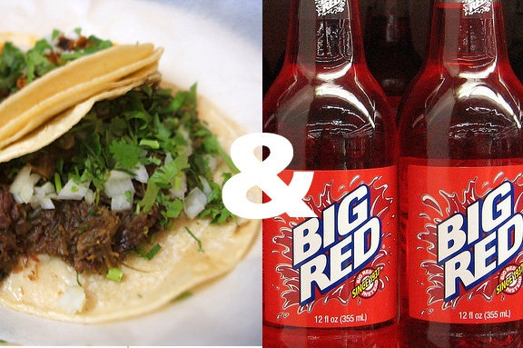 barbacoa and big red | Moving to the 210 | Pinterest