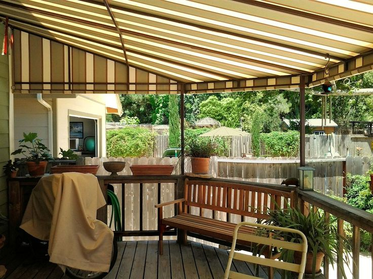 canvas patio cover awnings pinterest