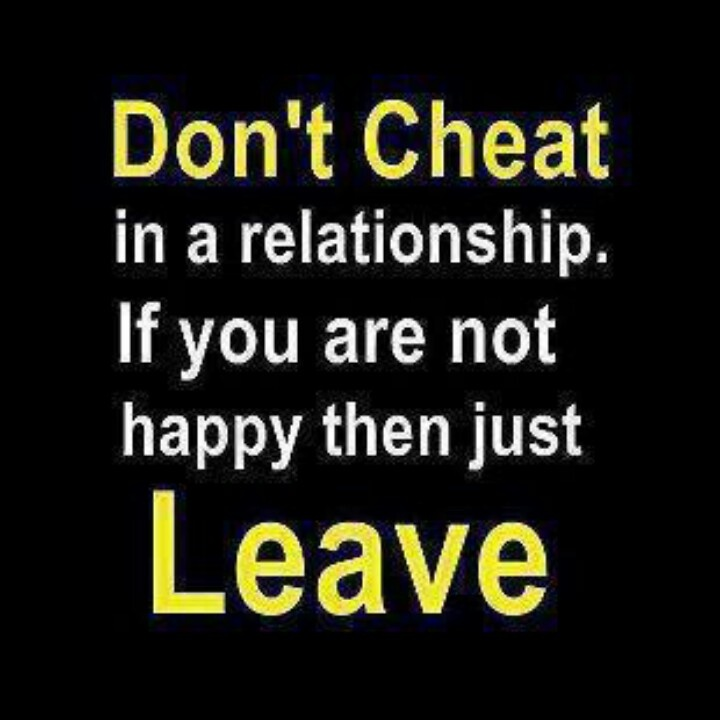 Cheating Bitch Quotes....