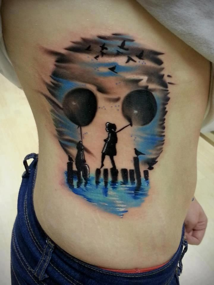 Tons of awesome tattoos: http://tattooglobal.com/?p=6458 #Tattoo #Tattoos #Ink