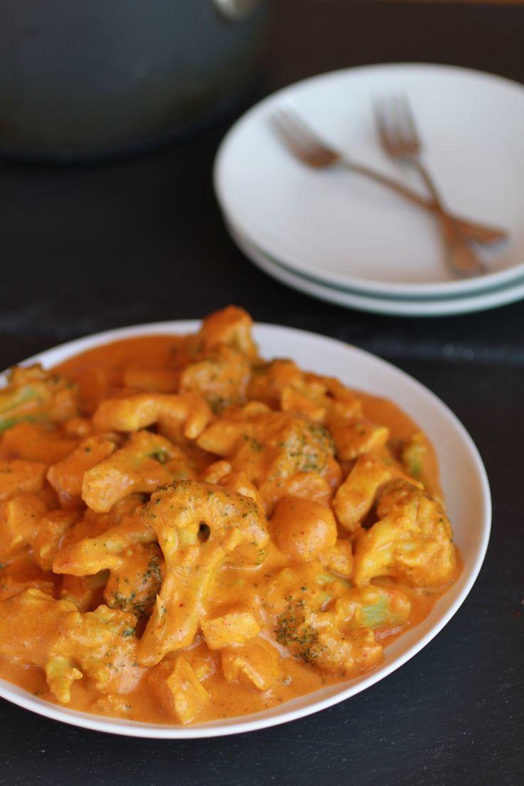Simple Coconut Chicken Curry | Recipe