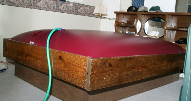 Waterbeds memories pinterest for Waterbeds and stuff