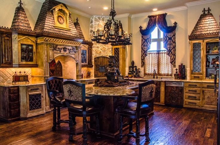 Love This Gothic Awesome Kitchen Home Decor Pinterest