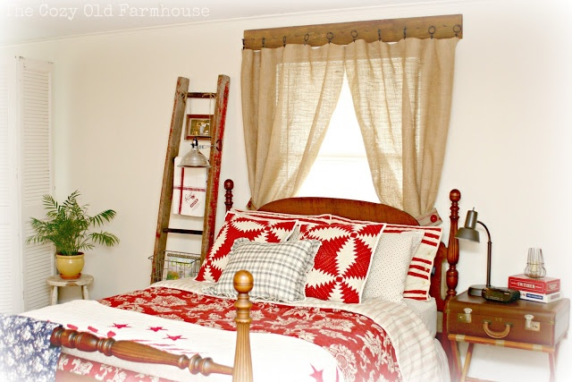Diy Projects Bedroom The Cozy Old Farmhouse Diy Projects Bedroom