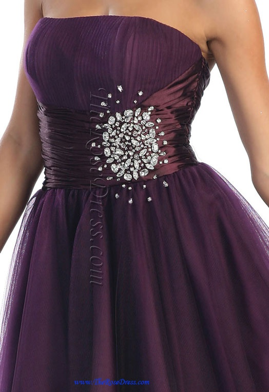 Short Poofy Prom Dresses Under 160 9