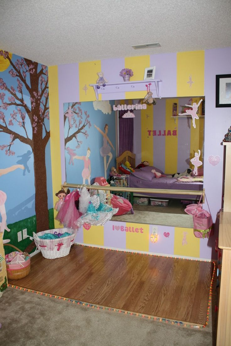 ballet themed bedroom trinity pinterest