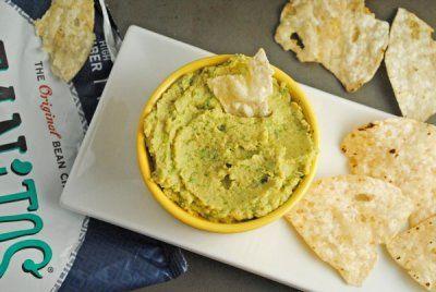 Jalapeno Lime Hummus ~ #BirthdayPalooza @Beanitos Bean Chips #Giveaway ...