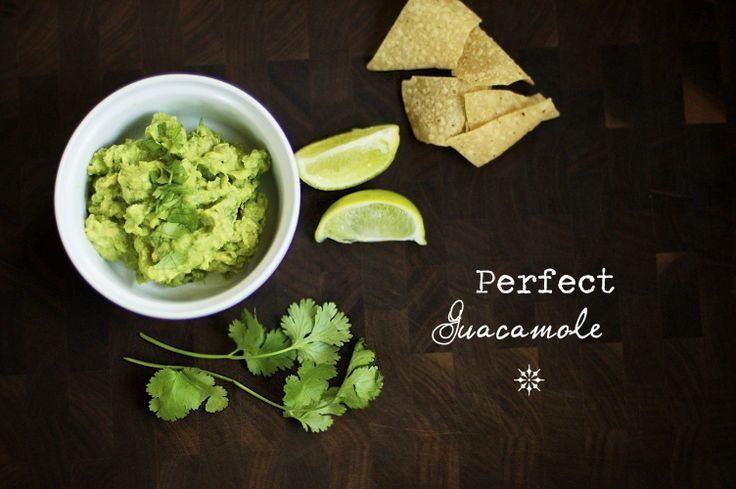 perfect guacamole   Vegan(ish) Eats To Try   Pinterest