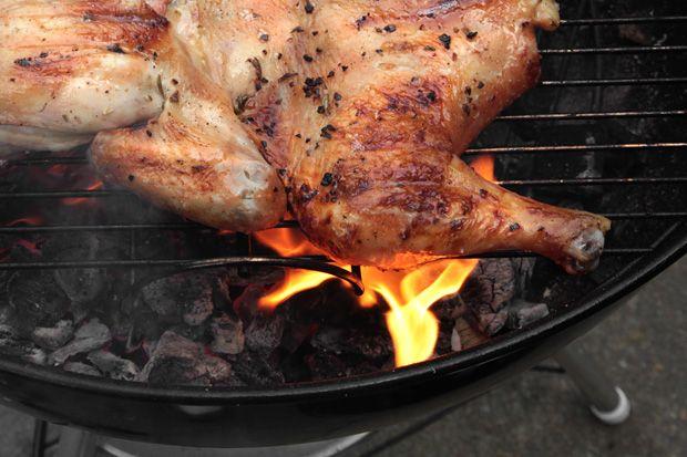 Pollo Asado (Argentine Grilled Chicken)   food   Pinterest