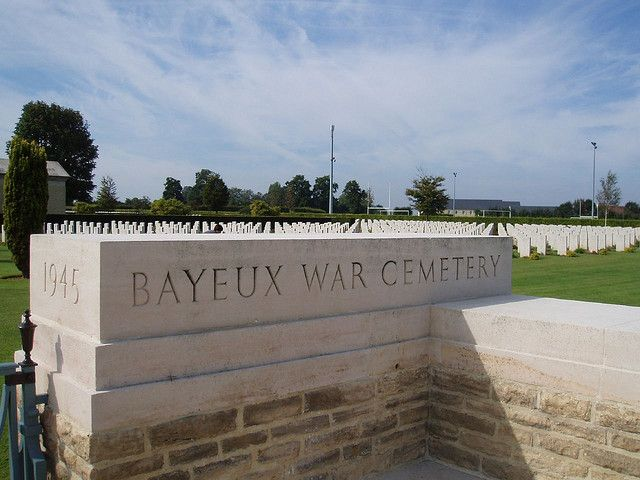 d day tours in bayeux