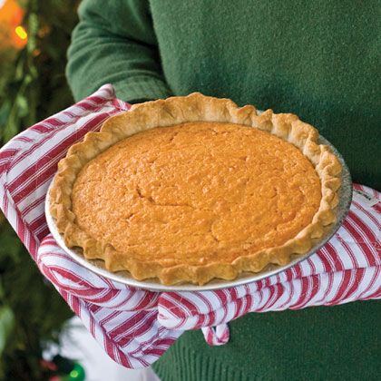 Sweet Potato-Buttermilk Pie | Season's Best Pies | MyRecipes.com