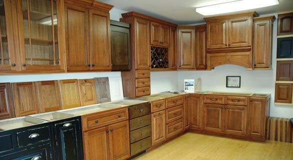 Local Cabinet Shop Kitchen Cabinets Pinterest