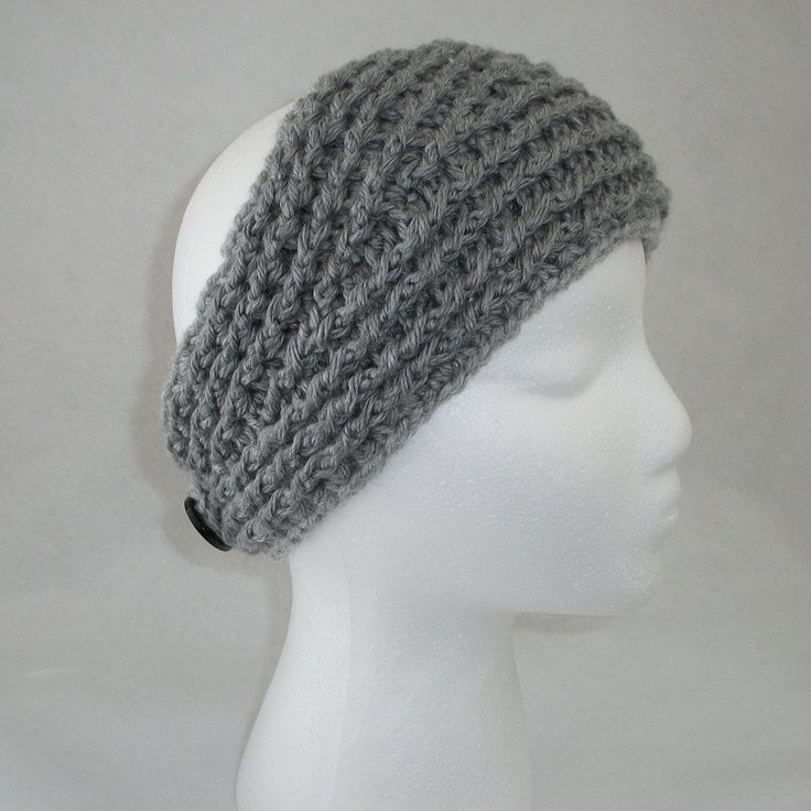 Free Crochet Head Warmer Pattern PDF CROCHET Pattern New Headband