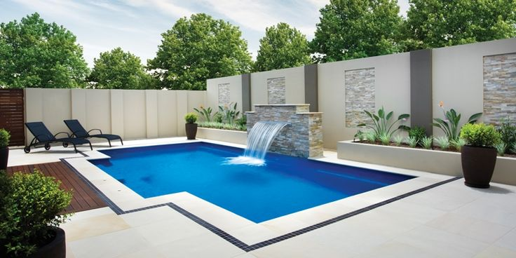 Elegant Swimming Pool Dream Yard Pinterest