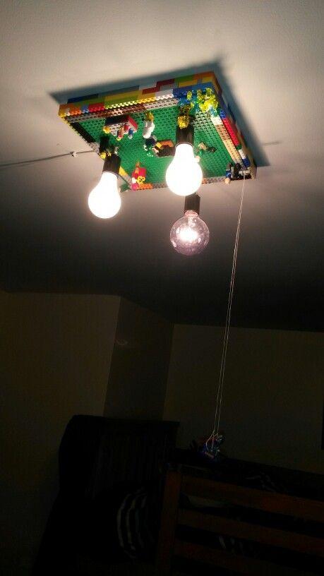 Lego Ceiling Light Fixture Ideas For The House Pinterest