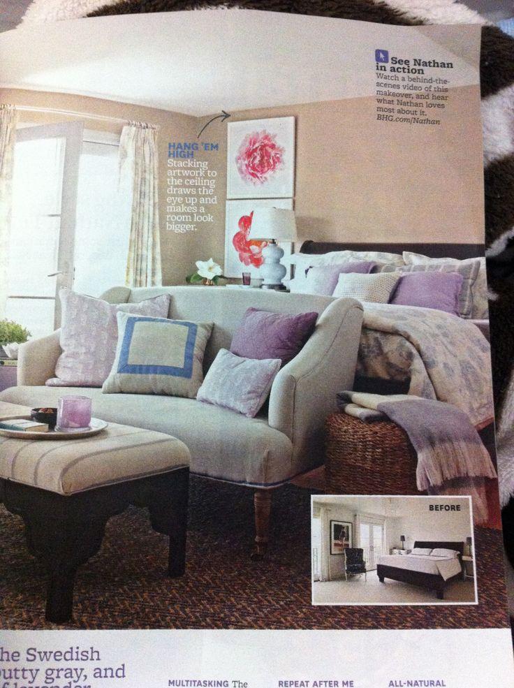 bedroom purple blue master bedroom colorblend pinterest