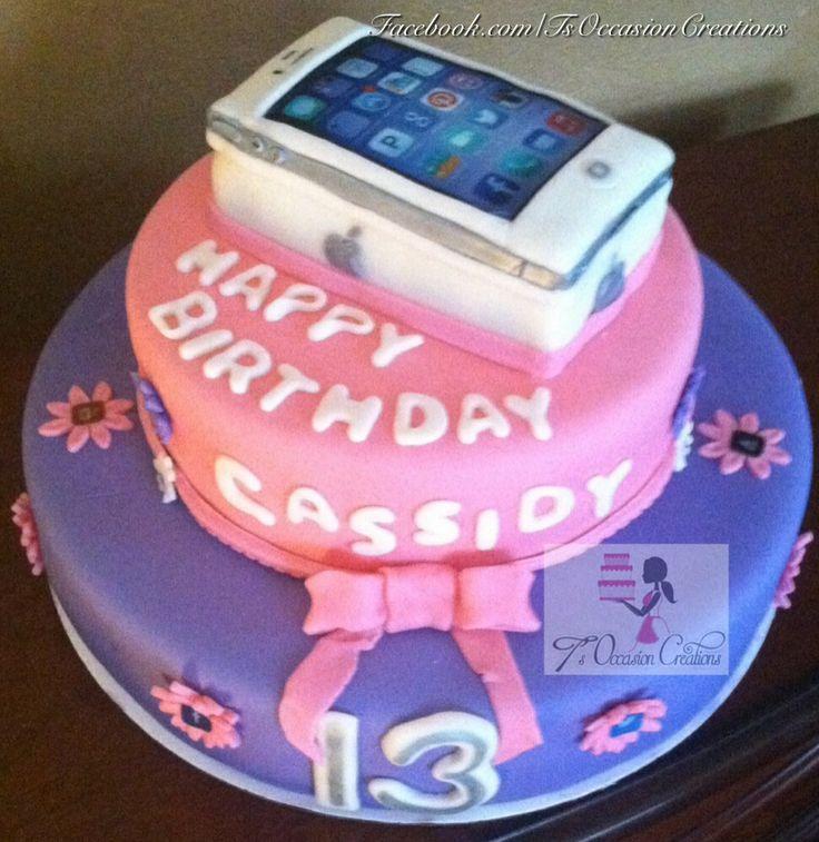 Iphone Cupcakes...