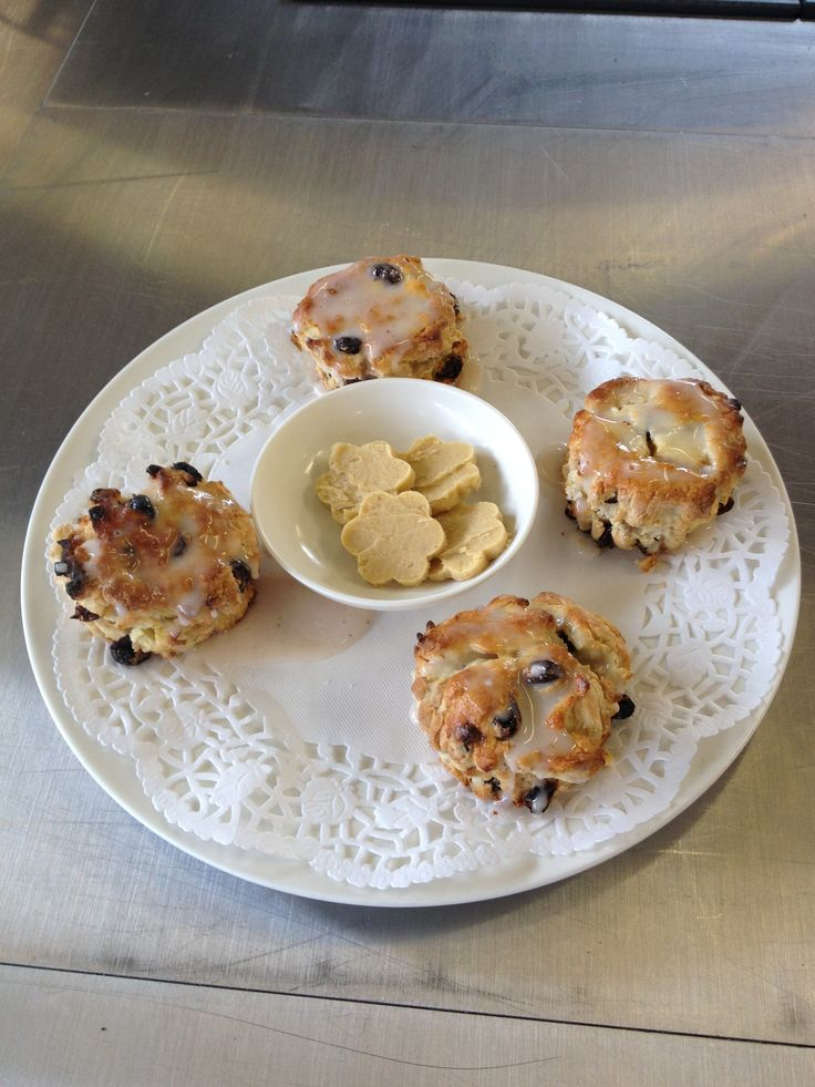 Gluten free apple and raisin scones | Gluten and wheat free food! For ...