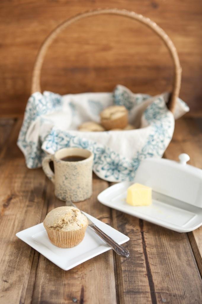 Rye Maple Muffins | Recipe