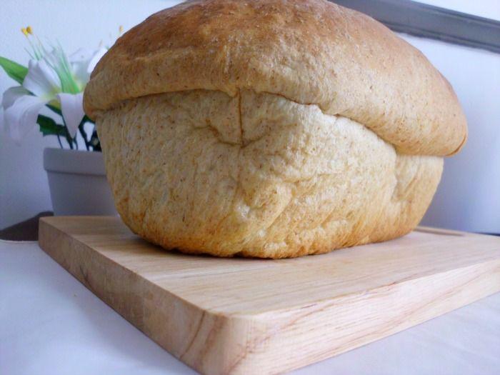Simple Whole Wheat Bread | Yummy Food | Pinterest