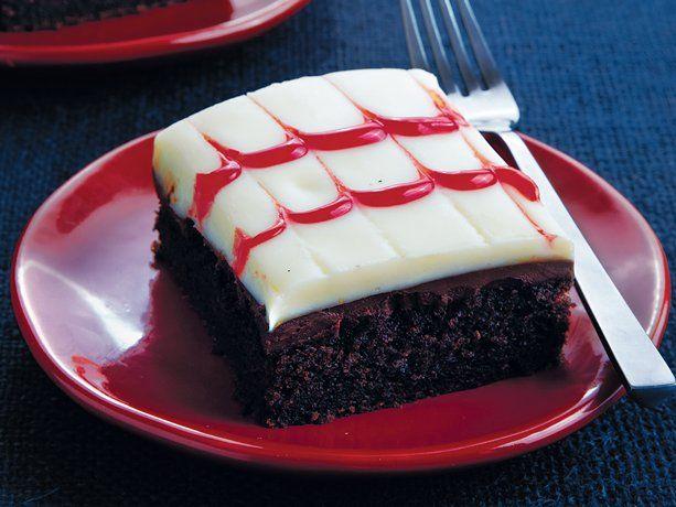 "Hot"" Chocolate Cake | Recipe"
