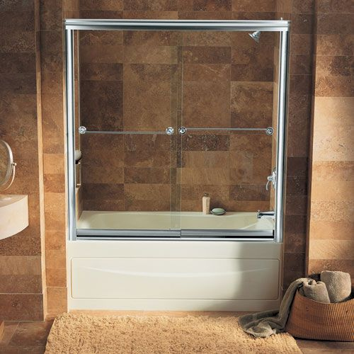 Standard alcove tub kohler fun things for the home for Alcove bathtub dimensions