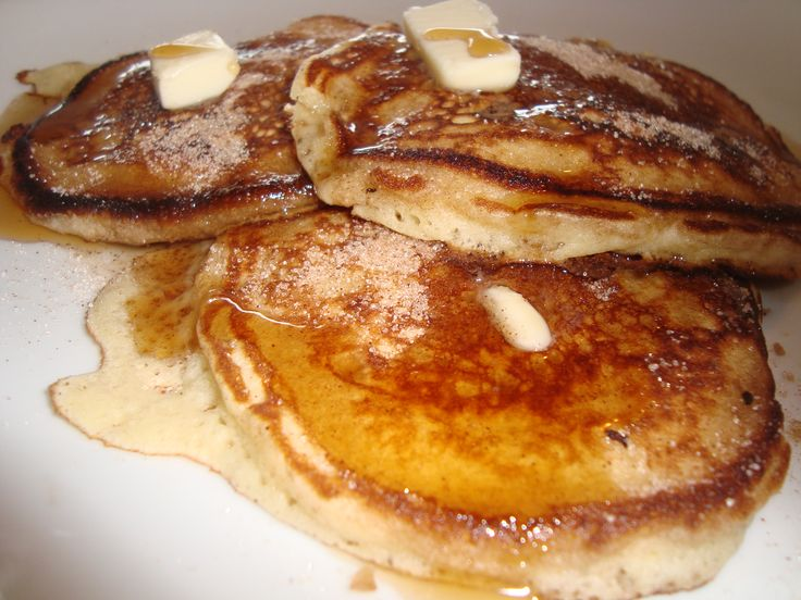 Clinton St. Baking Company Pancakes | recipe from State Dinner