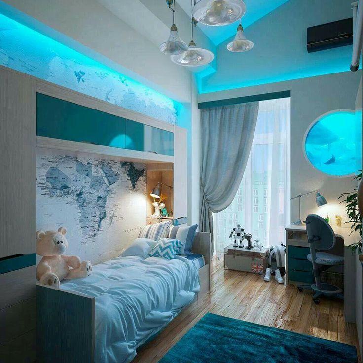 bedroom under the sea beauty tips pinterest
