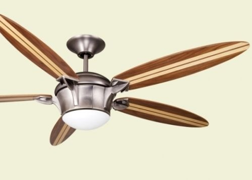 NEW 58 Beach Surf Style Ceiling Fan Remote And Light
