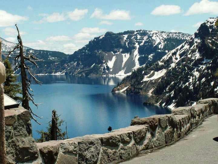 pin crater lake oregon - photo #19