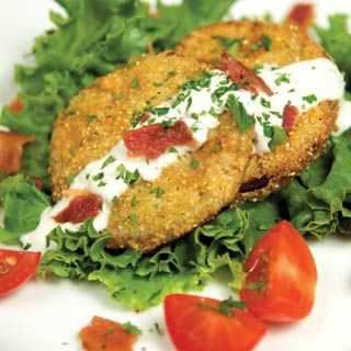 Fried Green Tomatoes These Southern favorites are perfect for a light ...