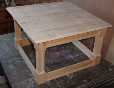 Pin coffee table facebook great and strange things scoopit for Coffee tables 2x4